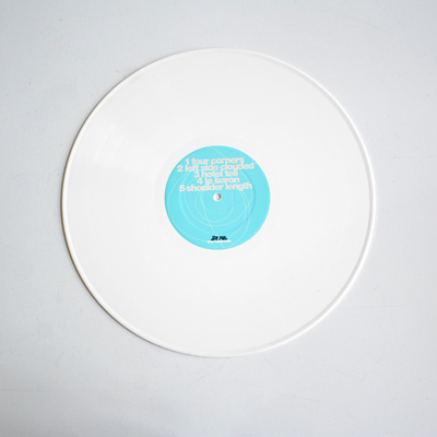 Theseaandcake onebedroom vinylawhite