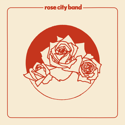 Rosecityband frontcover